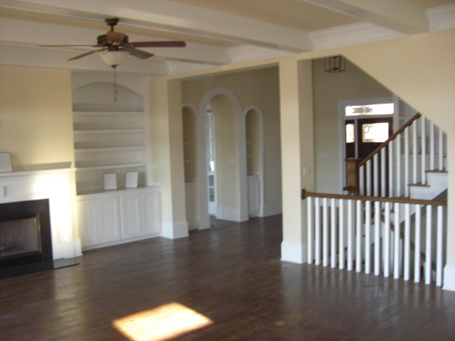 "ALT=""DP&S Construction Great Room Trim Details, Lake Wylie, SC"""